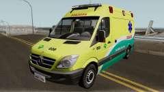 Mercedes-Benz Sprinter EcoSul для GTA San Andreas