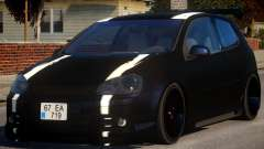 Volkswagen Golf GTI E.Akin Edition для GTA 4