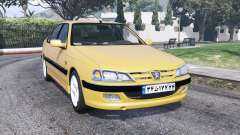 Peugeot Pars ELX 1999 [replace] для GTA 5