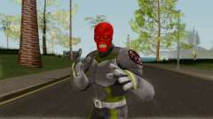 Red Skull from MSF для GTA San Andreas