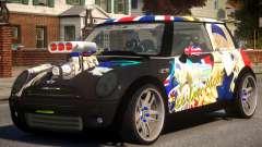 Mini Cooper S V8 Itasya для GTA 4