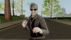 Quicksilver Skin для GTA San Andreas