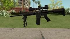 M4 Sniper для GTA San Andreas