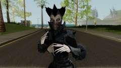 Dark Empress Kitana MKXM для GTA San Andreas