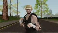 Skin Random 82 (Outfit Ghost Recon Wildland) для GTA San Andreas