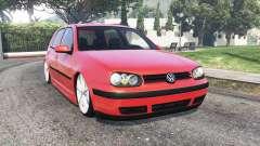 Volkswagen Golf (Typ 1J) 1997 [replace] для GTA 5