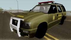 Chevrolet Blazer Police