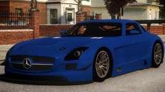 Mercedes-Benz SLS AMG V1.3 для GTA 4