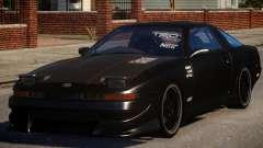1992 Toyota Supra 3.0 Turbo PJ5 для GTA 4