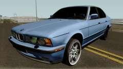 BMW 540i HQ для GTA San Andreas