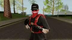 Skin Random 89 (Outfit Smugglers) для GTA San Andreas