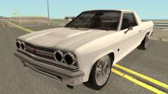 Picador GTA V HQ для GTA San Andreas