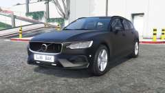 Volvo V60 2018 Unmarked Police [ELS] [replace] для GTA 5