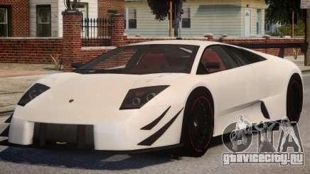 Lamborghini LP640 R-GT для GTA 4