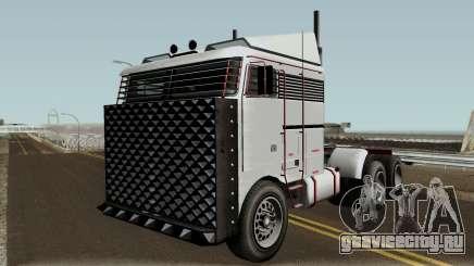 Jobuilt Hauler Custom GTA V IVF для GTA San Andreas