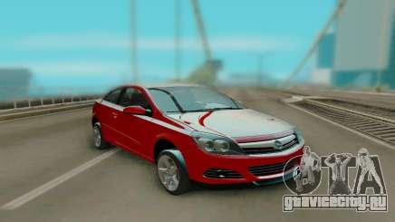 Opel Astra Red для GTA San Andreas