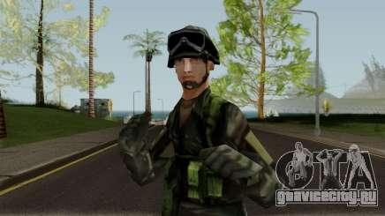 Exercito Brasileiro - TC GTA Brasil для GTA San Andreas