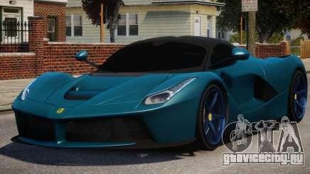 Ferrari LaFerrari V1.1 для GTA 4