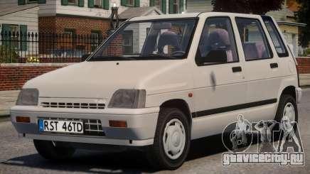 98 Daewoo Tico SX для GTA 4