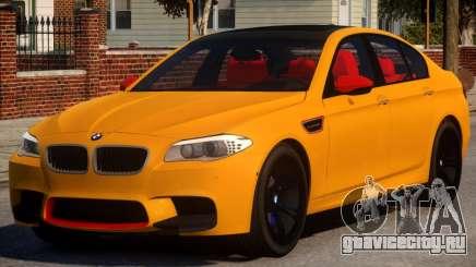 BMW M5 F10 Aige-edit V1.2 для GTA 4