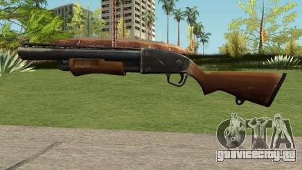 Fortnite Pump Shotgun для GTA San Andreas