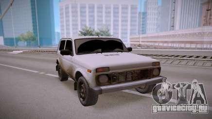 Лада Нива для GTA San Andreas
