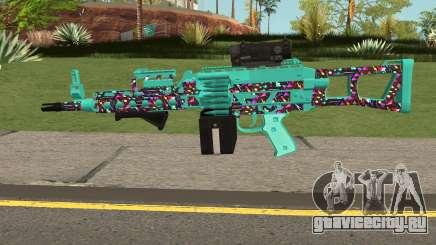 Gunrunning Combat MG MK.II GTA V для GTA San Andreas