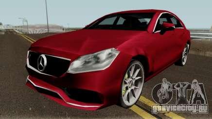 Mercedes-Benz CLS63 SA Style (Low-poly) для GTA San Andreas
