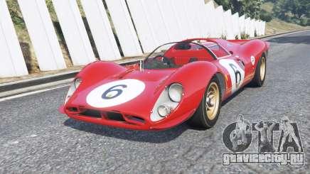 Ferrari 330 P4 1967 [add-on] для GTA 5