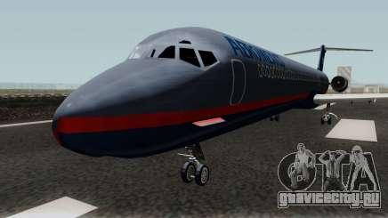 McDonnell Douglas MD-80 Aeromexico Old для GTA San Andreas