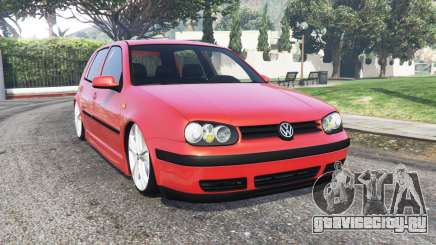Volkswagen Golf (Typ 1J) 1997 [replace] для GTA 5