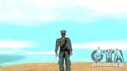 Мексиканский генерал для GTA San Andreas