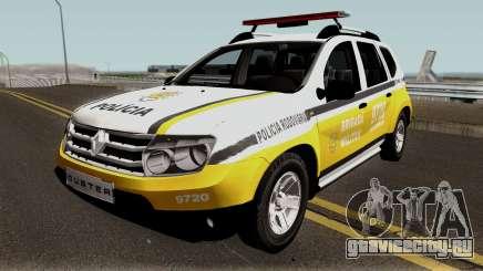 Renault Duster 2014 Brigada Militar для GTA San Andreas