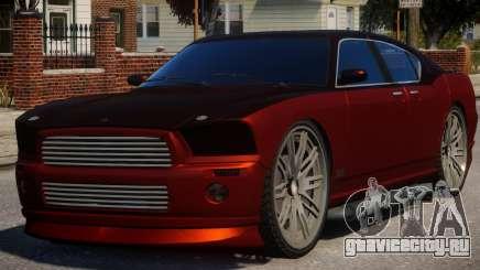 Civilian Buffalo V3 для GTA 4