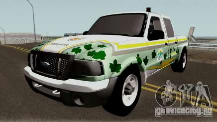 Ford Ranger 2007 da PATRAM для GTA San Andreas