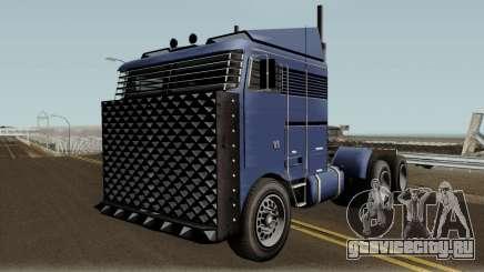Jobuilt Hauler Custom GTA V для GTA San Andreas