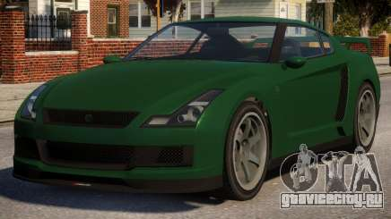 Annis Elegy RH8 для GTA 4