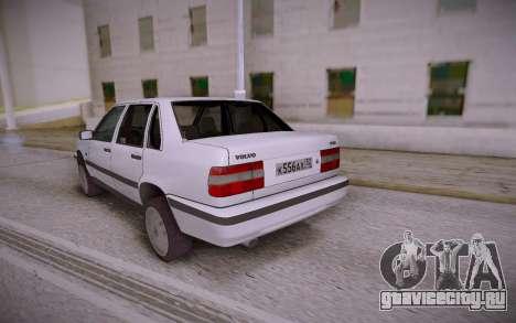 Volvo 850 для GTA San Andreas