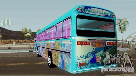 Monara Patikki для GTA San Andreas вид сзади слева