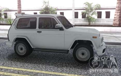 VAZ 2121 Tuning для GTA San Andreas