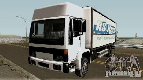 DFT-30 Box Truck (4x2) для GTA San Andreas