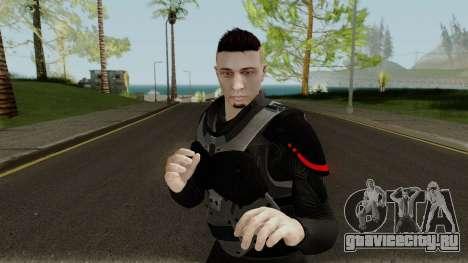 Skin GTA V Online 6 для GTA San Andreas