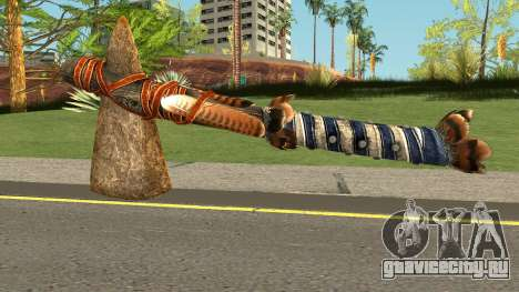 GTA Online DLC After Hours Stone Hatchet для GTA San Andreas