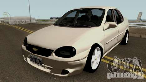 Chevrolet Corsa 1.4 MQ для GTA San Andreas