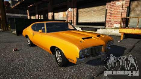 Oldsmobile 442 1970 для GTA 5