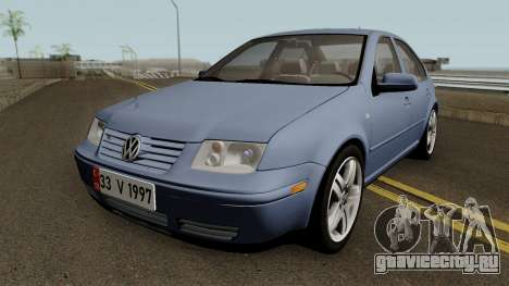 Volkswagen Bora V6 Racing Gaming TR для GTA San Andreas