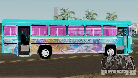 Monara Patikki для GTA San Andreas вид сзади