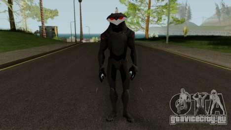 Black Manta from Young Justice Legacy для GTA San Andreas