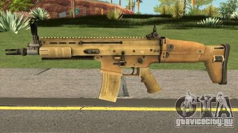 Contagion SCAR для GTA San Andreas