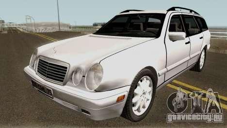 Mercedes-Benz W210 E320 Station Wagon TR для GTA San Andreas